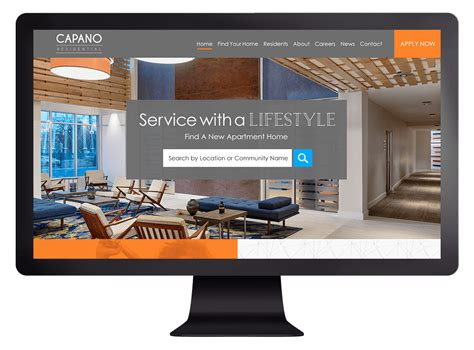 best home design websites 2015 apartment website design multifamily marketing resident360