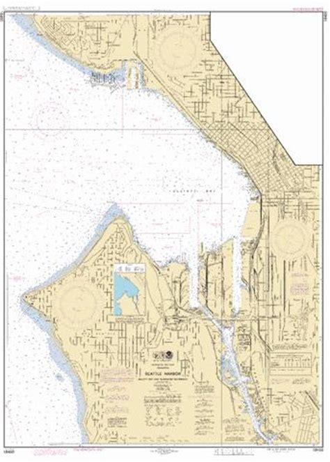 elliott bay seattle map seattle harbor elliott bay and duwamish waterway marine