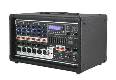 peavey pvi 6500 peavey pvi 6500 powered mixer