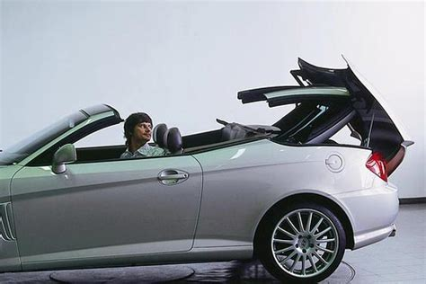 hyundai convertible image gallery hard top convertibles uk