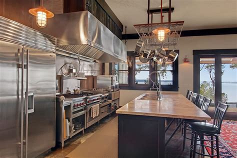 commercial kitchen appliances for the home awesome ultimate chef kitchen with just about every