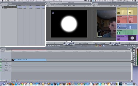final cut pro blur face final cut pro 6 help blur a face and the basics of fcp