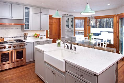 country chic kitchen traditional kitchen st louis by sub zero wolf appliances by roth country chic