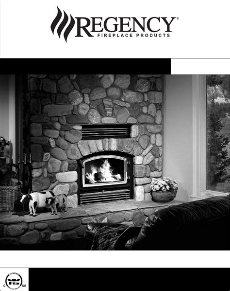 Fireplace Products International by Regency Indoor Fireplace Z2510l User Guide Manualsonline