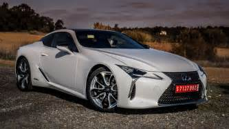 Lc Lexus Lexus Lc Named Production Car Design Of The Year