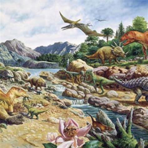 mesozoic era mesozoic era timeline timetoast timelines