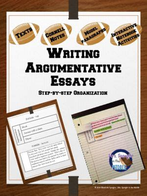 Notes On Argumentative Essays by 81 Best Images About Resources From Mrs Spangler In The Middle On