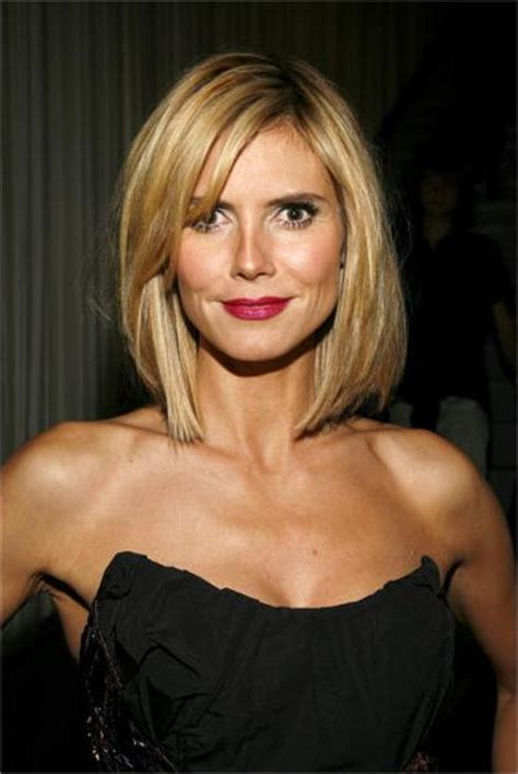 heidi klum bra size age weight height measurements