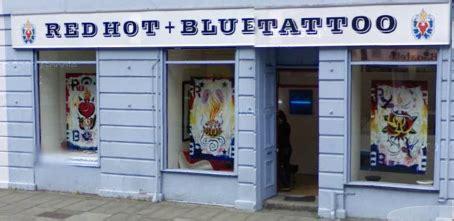 red hot tattoo edinburgh red hot and blue tattoo studio