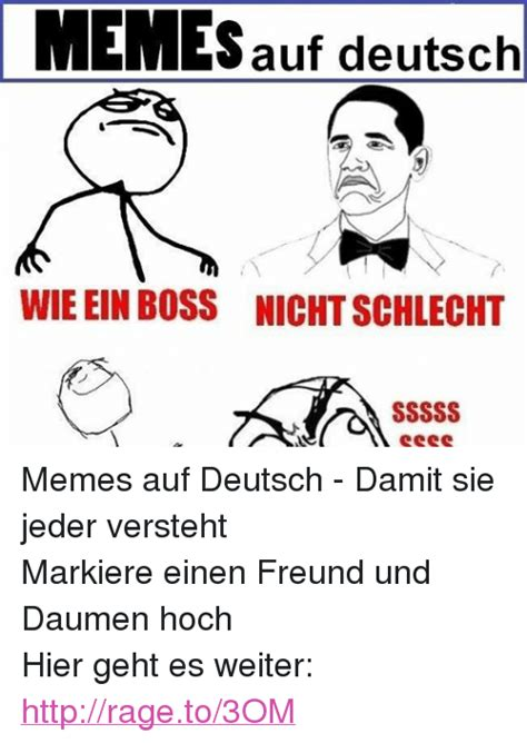 Meme Deutsch - german language meme