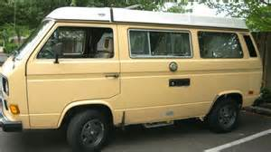 Vanagon Subaru Conversion Sell Used Westfalia Subaru Conversion In Clackamas Oregon
