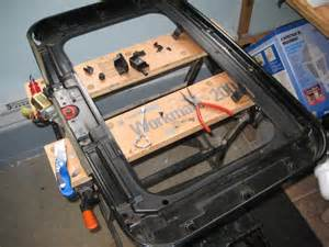 sunroof drain pan tray land rover forums land rover enthusiast forum