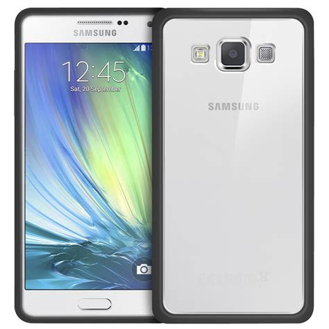 Bumper Samsung A5 2015 orzly fusion bumper samsung galaxy a5 2015 black