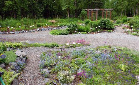 Alaska Botanical Garden Anchorage Botanical Gardens