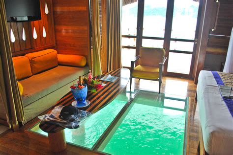 the glass room bora bora