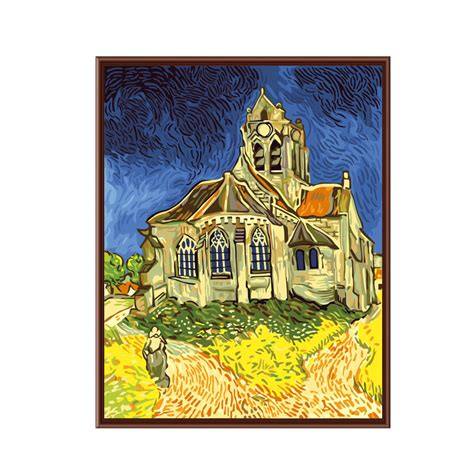 frameless pictures online get cheap drawings van gogh aliexpress com