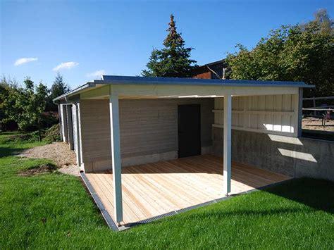 Garten Carport by Holz Im Garten Dangel Holzbau