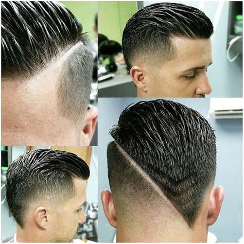 what is an hombre hairstyle peinados con l 237 neas o rayas para hombres de peinados