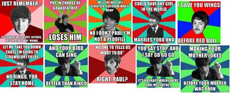 Beatles Meme - beatles