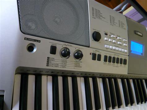 Keyboard Yamaha E413 yamaha psr e413 image 257746 audiofanzine