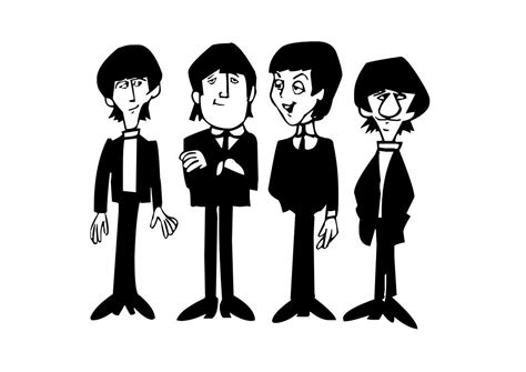 All You Need Is Love Wall Sticker beatles cartoon computer sticker decal for by thevinylwall