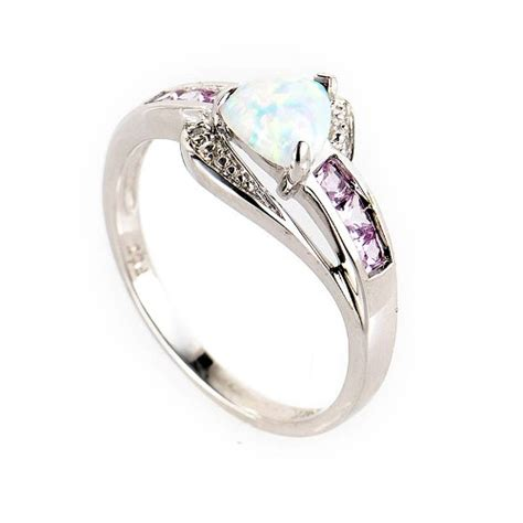 white opal meaning opal engagement ring meaning pixshark com images
