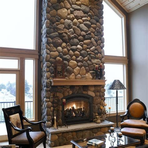 10 brilliant fireplace rocks for living room ward log homes