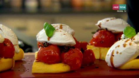 a tavola con ramsay a tavola con ramsay 101 polenta grigliata con pomodori