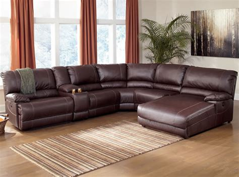 Leather Sectional Sofas With Recliners Reclining Sectional Sofa Brown Bonded Leather S3net Sectional Sofas Sale S3net Sectional