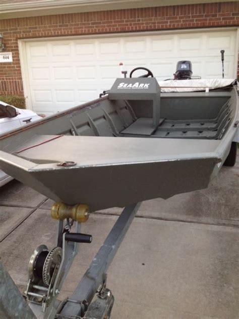 seaark jon boat accessories seaark 1648mv 16 2008 for sale for 3 995 boats from usa