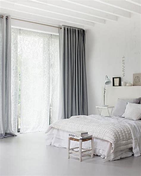 Grey Bedroom Curtain Ideas Zeven Inspirerende Slaapkamers Met Een Landelijke