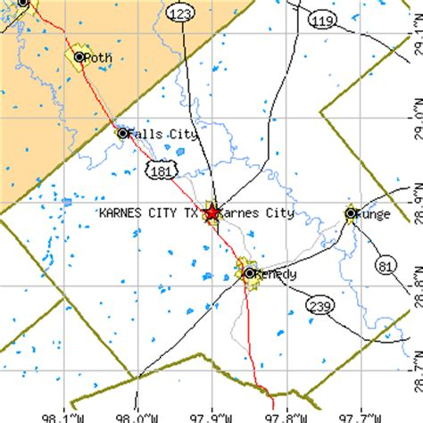 karnes city texas map karnes city tx pictures posters news and on your pursuit hobbies interests and worries