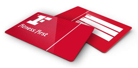 Gym Membership Gift Card - brand new new logo and identity for fitness first by the clearing