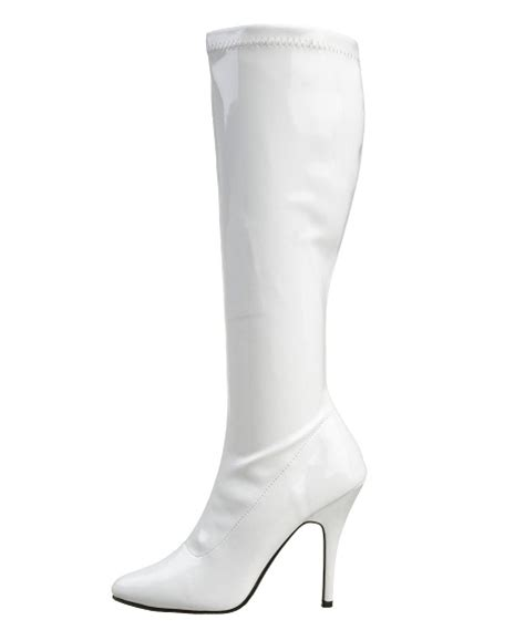 cheap knee high heel boots cheap white knee high boots for of trendy fashion