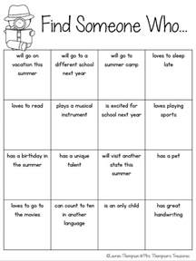 how to find a classmate 25 best ideas about classroom scavenger hunt on school scavenger hunts student
