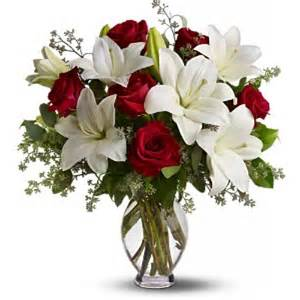 roses and lilies and white bouquet florist flowers in tx always floral the