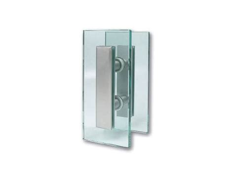 maniglie per doccia maniglia per box doccia in acciaio e vetro perla by nuova