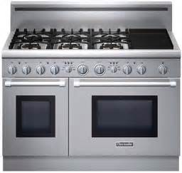 48 Thermador Cooktop The Polished Pebble The Kitchen Considered The Trophy Stove