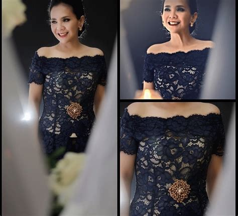 Dolly Baju Tidur Black Pink Lace Dress G String kebaya sabrina indonesia kebaya kebaya brokat and kebaya brokat