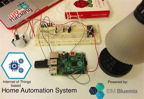 iot raspberry pi home automation using ibm bluemix diy