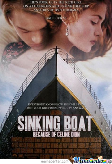 Meme Movie Posters - honest titanic movie poster by ghghghghg meme center