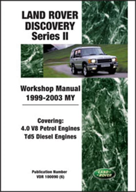 hayes auto repair manual 1999 land rover discovery series ii head up display land rover land rover repair manual discovery series 2