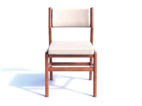 gio ponti chair 3d gio ponti dining chair free 3d model obj 3dm cgtrader