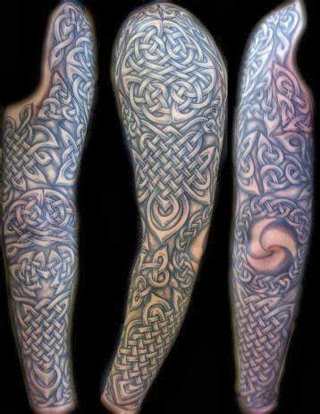 quarter sleeve celtic tattoo celtic tattoo images designs