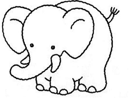 preschool coloring pages elephant coloring pages of a coon coloring pages