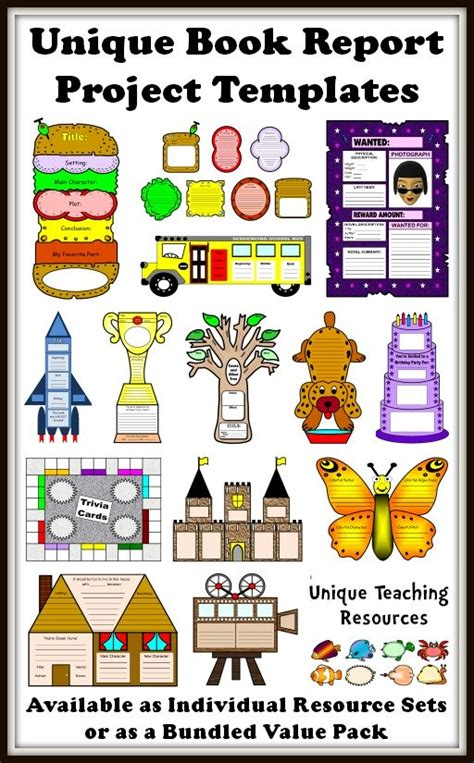 elementary book report ideas 25 book report templates large and creative