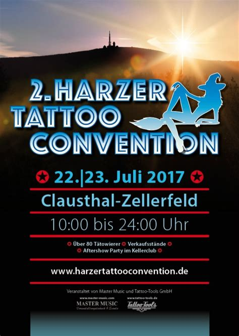 tattoo convention deutschland 2017 harzer tattoo convention myttoos com