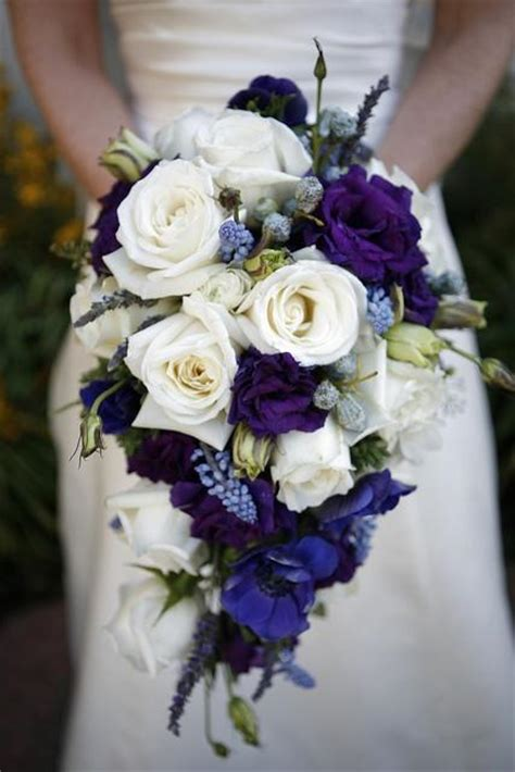 Wedding Bouquet Navy Blue by Navy Wedding Navy Blue Wedding 1989501 Weddbook