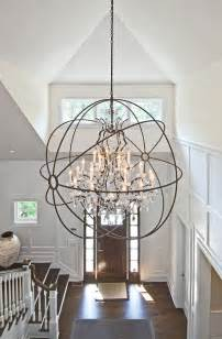 Chandeliers For Foyer 25 Best Ideas About Entryway Chandelier On