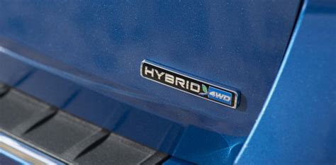 2020 Ford Explorer Hybrid Mpg by Crossover Suv Of All Trades 2020 Ford Explorer Hybrid